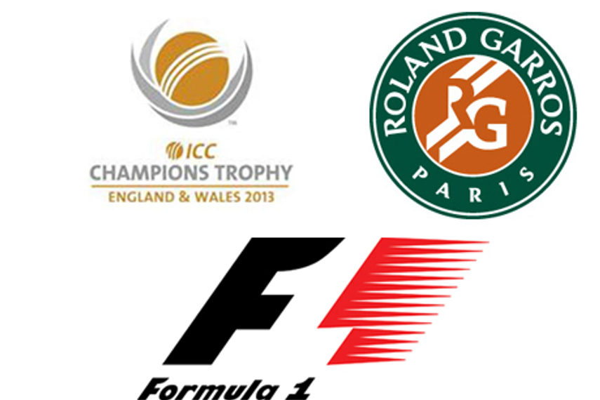 Weekend fun: Champions Trophy, French Open and Canadian GP