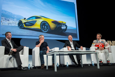 Cannes 2013: McLarens makes pit stop at the Palais with Mindshare