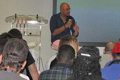 'Creativity is not craft': Amir Kassaei