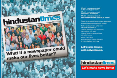 HT hits 'refresh' button; says 'Let's Make News Better'