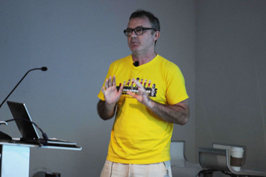 Spikes 2013: Why social media isn't more creative: Isobar's Graham Kelly