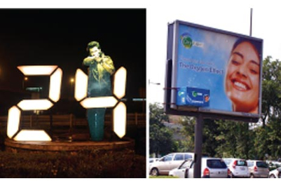 All about: 3D OOH installations arrive