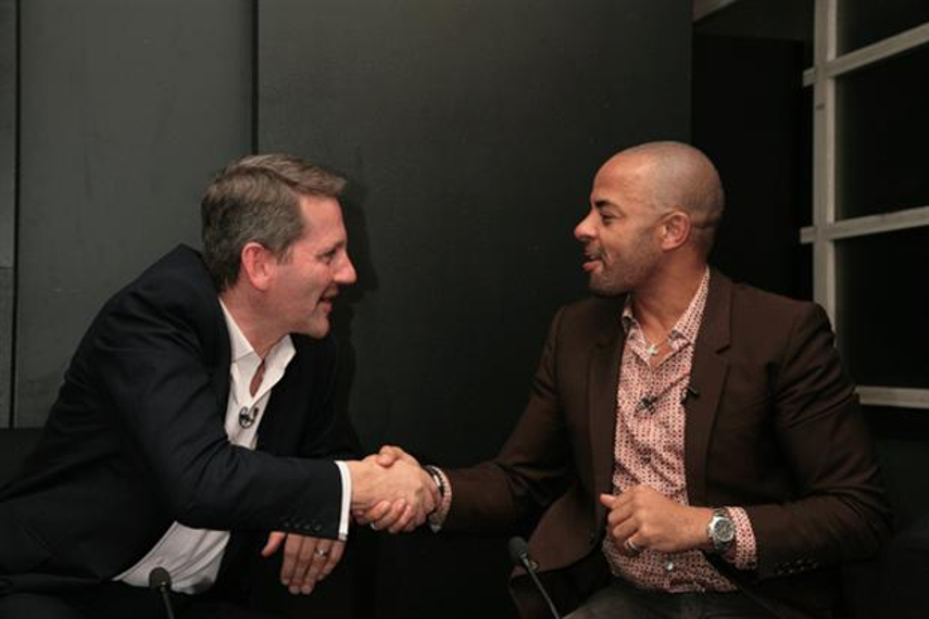 'Creativity is everyone's responsibility,' says Coke's Mildenhall