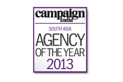 Campaign South Asia Agency of the Year Awards 2013: Winners