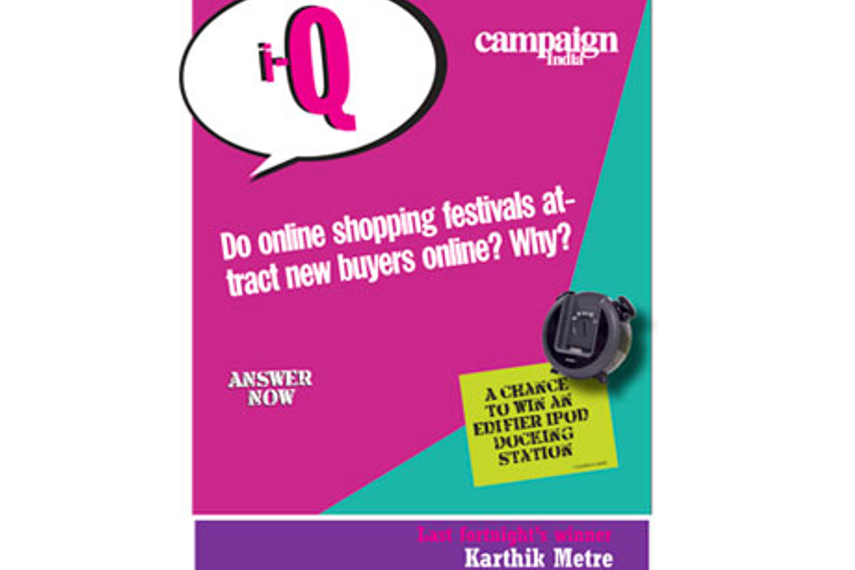 Do online shopping festivals attract new buyers online? How?