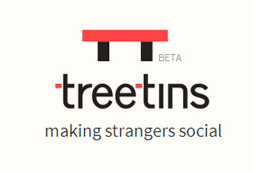 Weekend Fun (2): Treetins seeks to help like-minded strangers 'bump into each other'