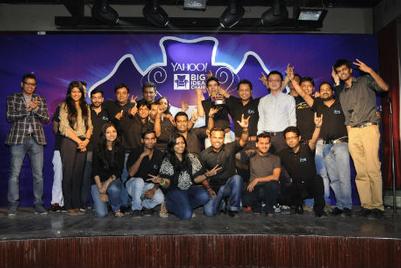 IBS wins Yahoo Big Idea Chair 2013