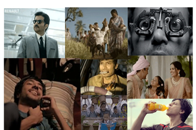 Editor's picks: Campaign India Top 100 Ad Films 2013 (part one)