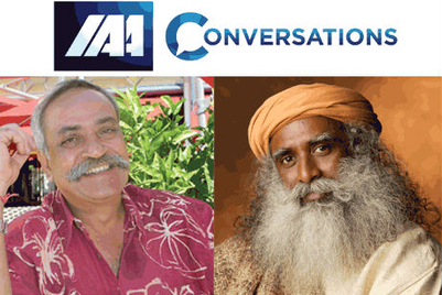 IAA Conversations: 'Advertising should focus on creating conscious consumers' - Sadhguru Jaggi Vasudev