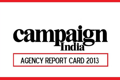 Campaign India Agency Report Card: Final entry deadline is 17 January 2014