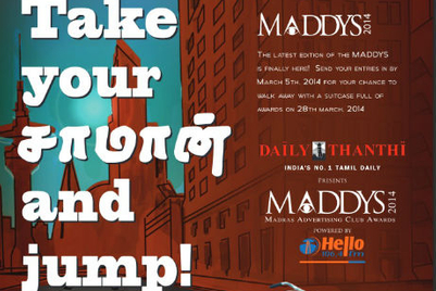 'Bring on your stuff,' says Ad Club Madras