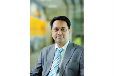 Ashutosh Dixit promoted as senior director - marketing and sales, DHL Global Forwarding India