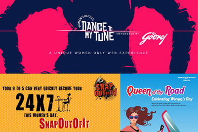 Brands look to ride Women's Day wave