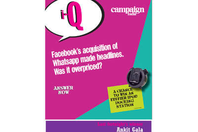 Facebook's acquisition of Whatsapp made headlines. Was it overpriced?