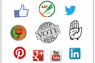 Live Issue: Can social media predict mandate for 2014?