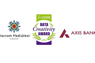 Starcom MediaVest Group project for Axis Bank bags top prize at Data Creativity Awards 2014