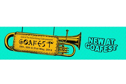 Goafest 2014: Creative Abby jury chairs revealed, shortlists released online