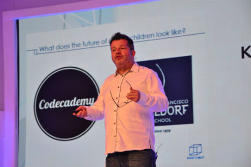 Goafest 2014: 'Are you a complement to the computer? Or is it better off without you?' - Guy Hearn, Omnicom Media Group