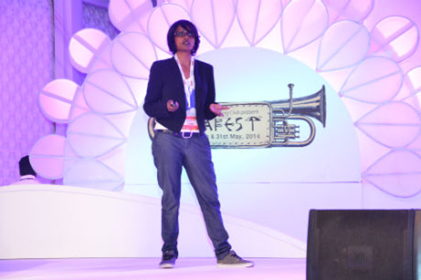 Goafest 2014: 'All creative ideas in future will be boundary-blurring': Preethi Mariappan, Razorfish