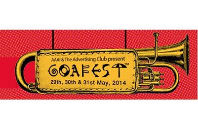 Goafest 2014 Creative Abbys: Alok Nanda, JWT bag Grand Prix