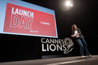 Cannes 2014: Coca Cola's Wendy Clark brings alive spirit of the 'World's Cup', in real time