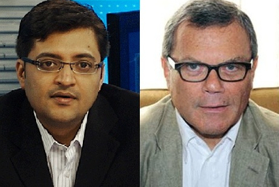 IAA Conversations: Sir Martin Sorrell to meet Arnab Goswami in Mumbai