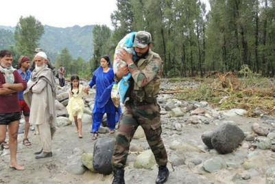 Brands step it up to help J&K