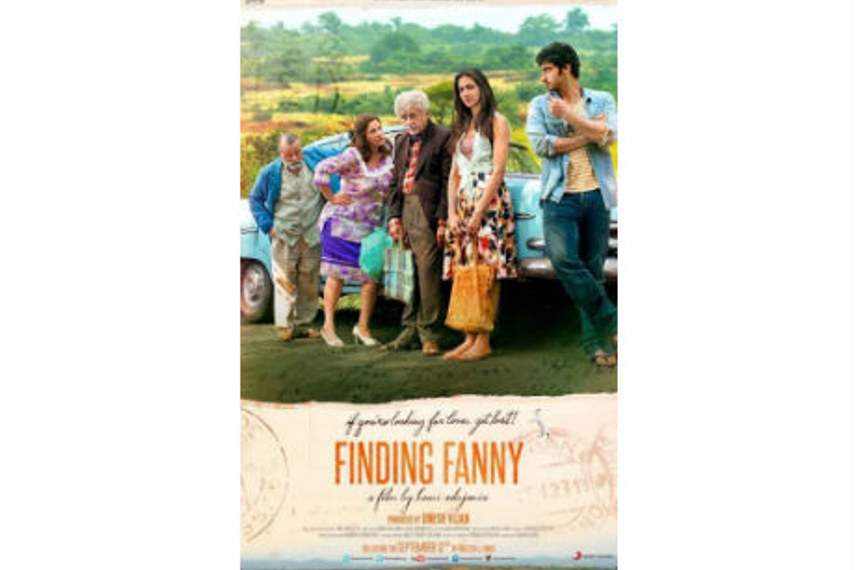 Weekend Fun: Finding Fanny, Deliver us from Evil