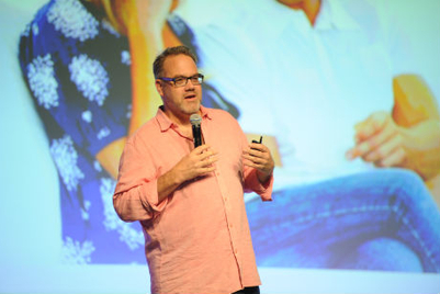 "Spikes Asia 2014: ""Start saying no to clients"" - Ted Royer, Droga5"