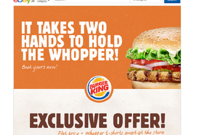 Burger King tastes success with pre-book campaign before India launch