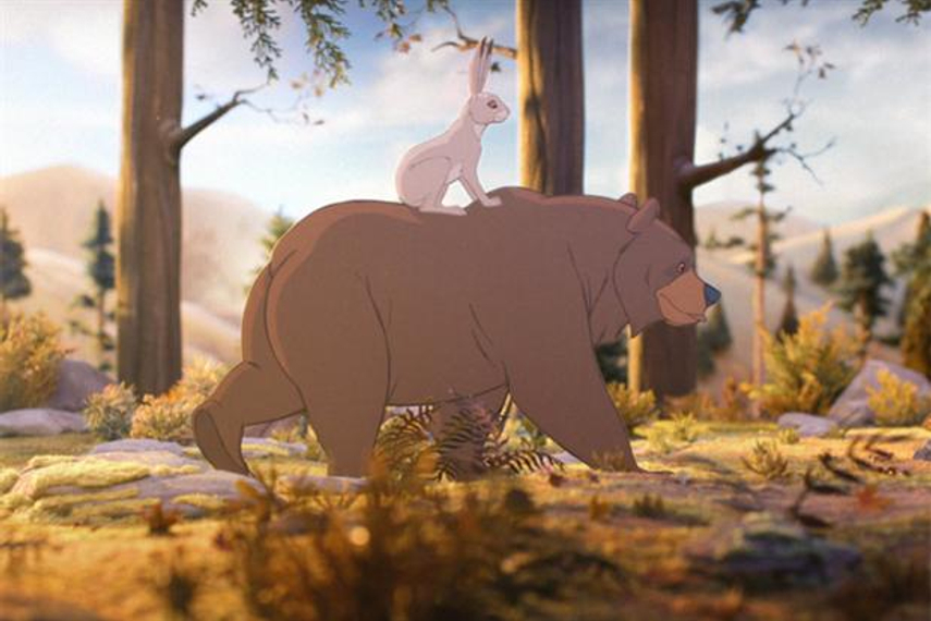 John Lewis' 2013 Christmas ad extravaganza: 'the bear and the hare'
