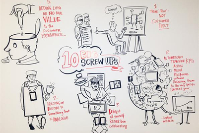 Top 10 big digital screw-ups by marketers