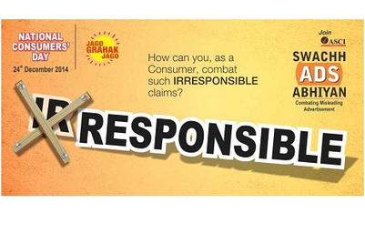 ASCI launches 'Swachh Ads Abhiyan', an initiative to combat misleading advertisements