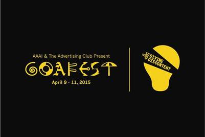 Goafest 2015 entry deadline extended