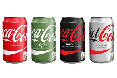 Coca-Cola unveils major redesign as it shifts from brand-specific ads