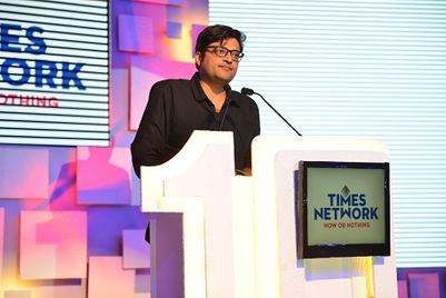 Goafest 2015: Arnab Goswami on journalism, with a point of view