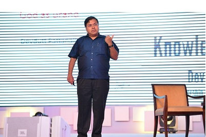 Goafest 2015: Devdutt Pattanaik delivers a lesson in consistency, and relevance