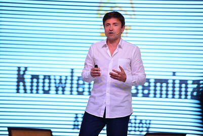 Goafest 2015: 'It's not the problem, it's the way we look at it': Alan Moseley