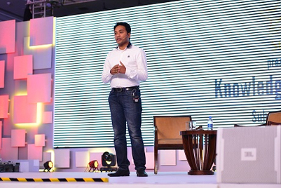 Goafest 2015: 'Identify employees with most passion and light the fire in their belly': Suhas Gopinath