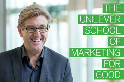 'Brands with purpose deliver growth': Keith Weed, Unilever