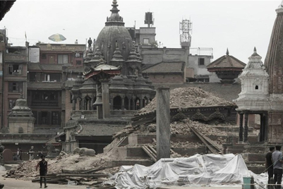 Dispatch from Nepal: Appeal for aid and restoration of heritage