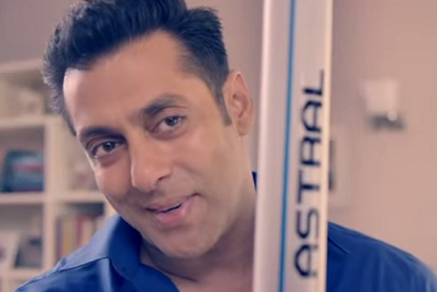 Salman Khan: The brand ambassador