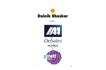 IAA Debates at Melt 2015: Arnab Goswami and Rajiv Lochan to take on Raghav Bahl and Vikram Sakhuja
