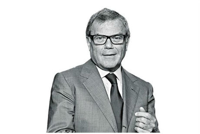 Croisette kings on creativity: Sir Martin Sorrell