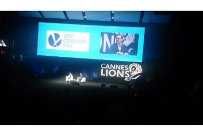 Cannes Lions 2015: 'People would watch less interruptive advertising on TV, not necessarily less advertising': James Murdoch