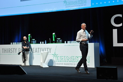 Cannes Lions 2015: Heineken on creativity: 'The future belongs to the 7+ advertising'