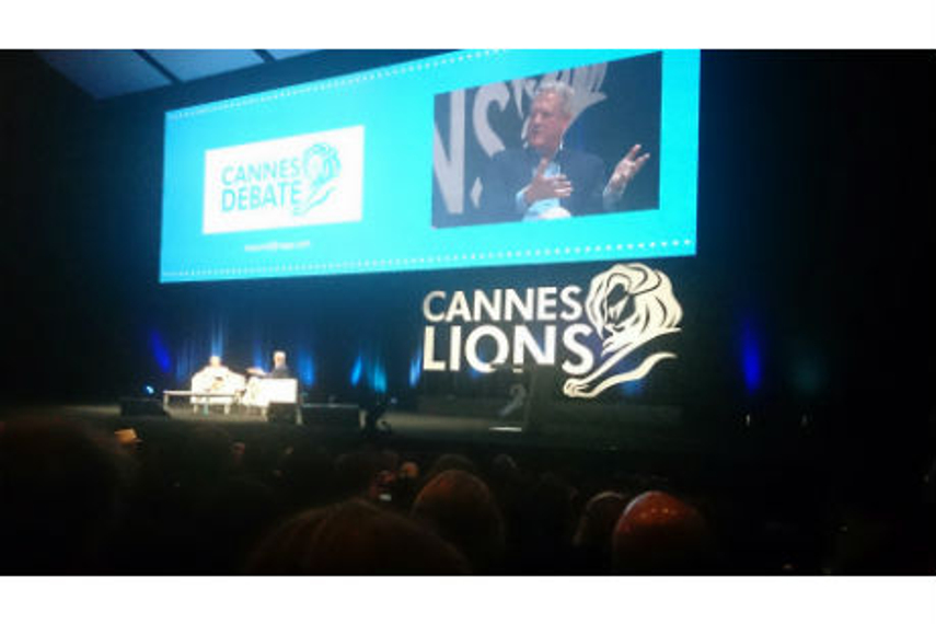 Cannes Lions 2015: 'Places like India should not want to repeat the mistakes of the West': Al Gore