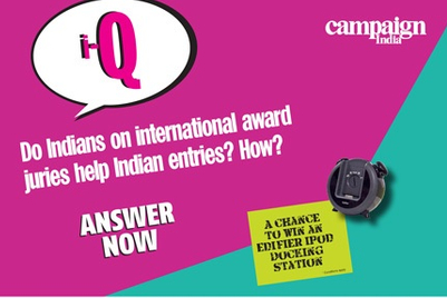 Campaign India IQ: Do Indians on international award juries help Indian entries?
