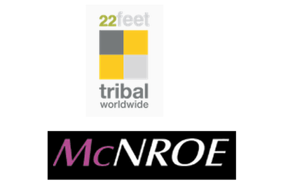 McNROE assigns digital duties to 22feet Tribal Worldwide