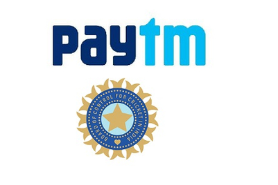 PayTM bags sponsorship rights of Indian cricket team's home series